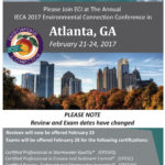 IECA 2017 Environmental Connection Conference