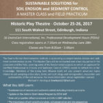 PDH Opportunity: Sustainable Solutions for Soil Erosion and Sediment Control